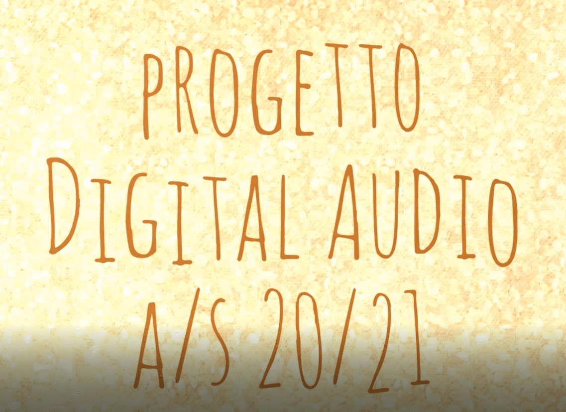 PROGETTO DIGITAL AUDIO